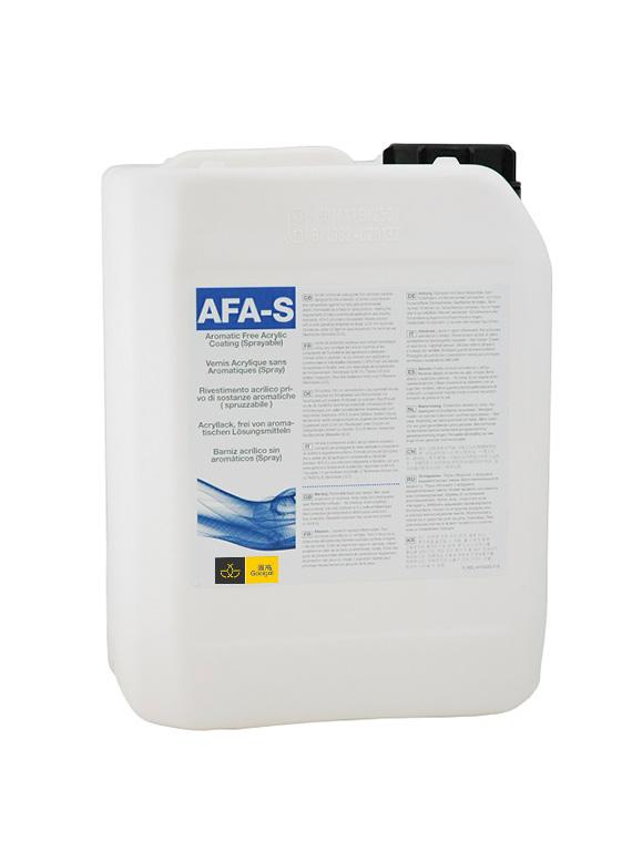 AFAS无芳烃丙烯酸三防漆(喷雾级)